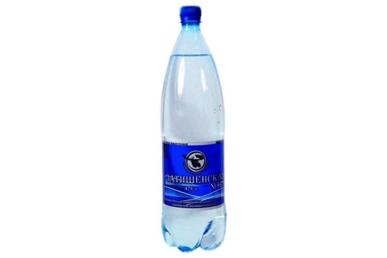 Вода минеральная «Затишенская» 1.5 л без газа