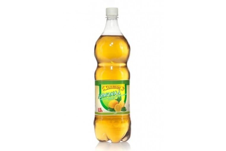 Лимонад 1.5 л