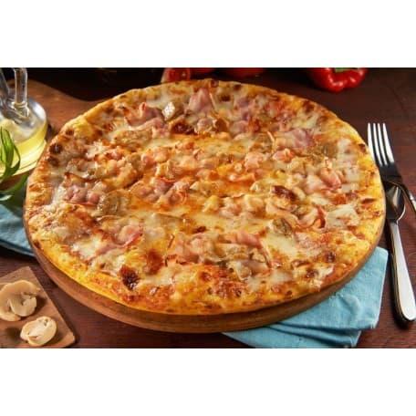 Пицца «По-голландски»