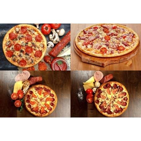 Комбо «4 пиццы»