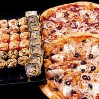 Закажи две пиццы и получи Сет «Дары Моря» (Лайт) и напиток в ПОДАРОК!
