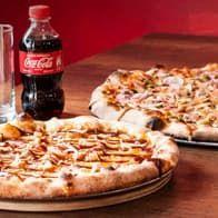 Закажи одну пиццу + 1 пиццу получи в ПОДАРОК!