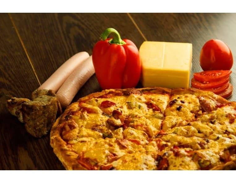 Пицца «Бернардо»