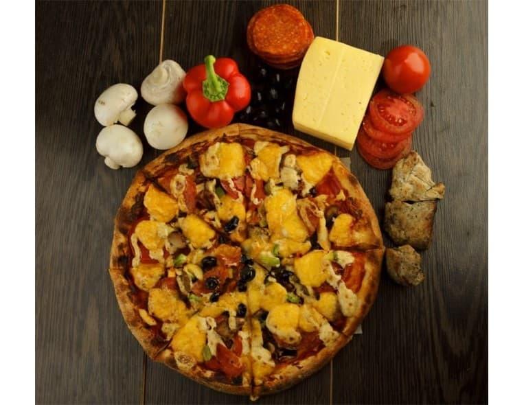 Пицца «Новогодняя»