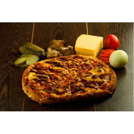 Пицца с «Дымком» (супер большая)