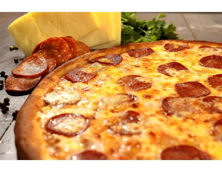 Пицца «Пепперони»