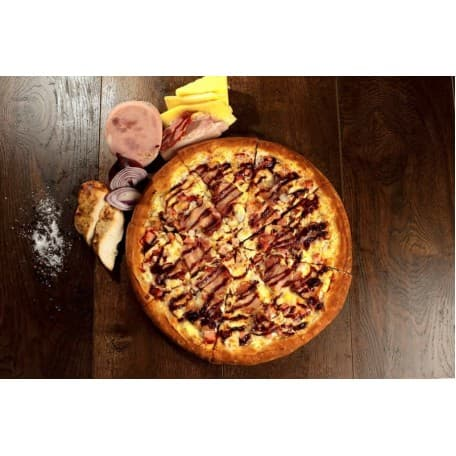 Пицца «Чикен барбекю»