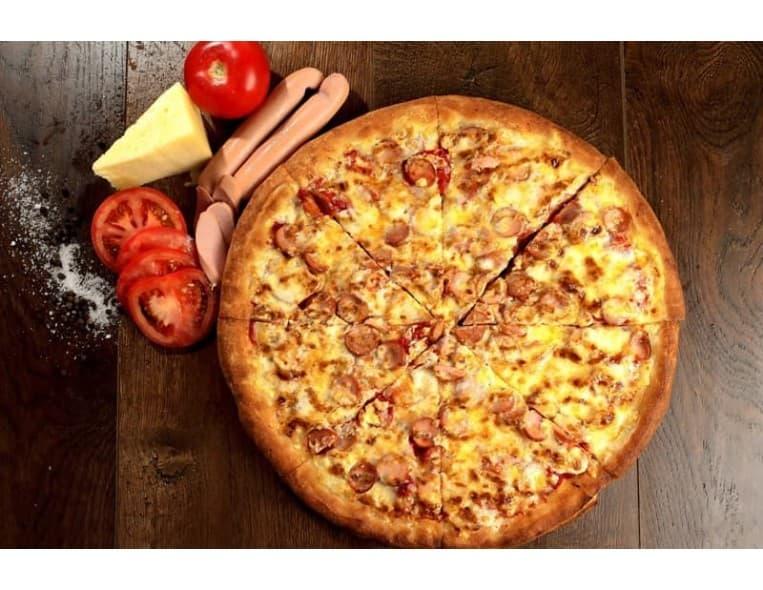 Пицца «Студенческая Барбекю»