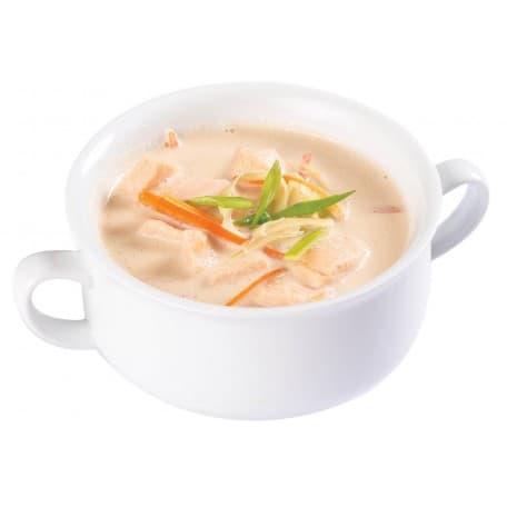 Суп «Финские мотивы» (рыбный суп с сыром и овощами)