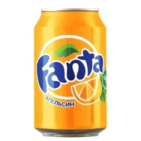 Фанта 0.33 л