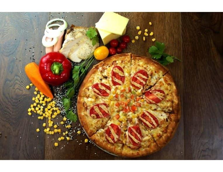 Пицца «Мексиканская»
