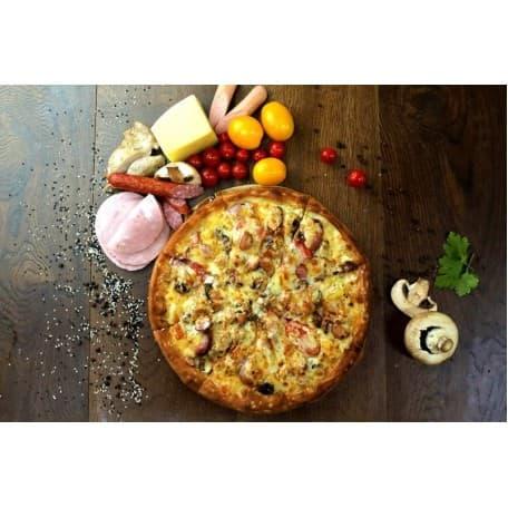 Пицца «Остренькая»