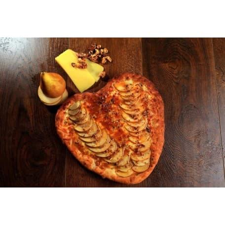 Пицца «С сыром и грушей»