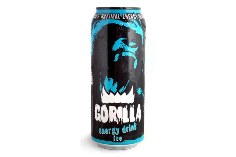 Горилла (синий) 0.5 л