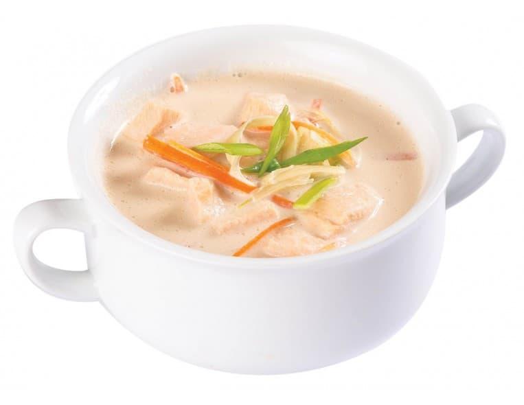 Суп «Финские мотивы»