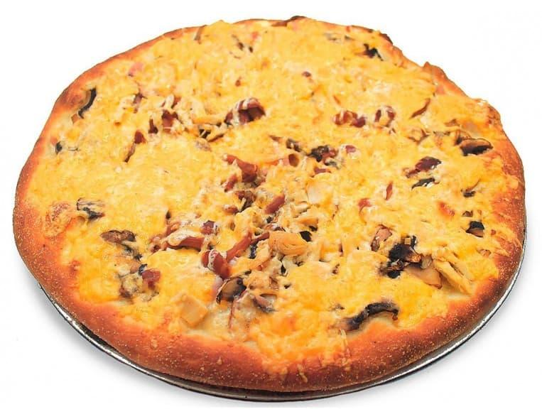 Пицца «Грибной цыпленок»