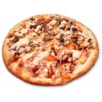 Пицца «Шашлычная» (большая)