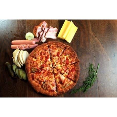Пицца «Ароматный бекон»